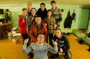 Группа Три Зимы 3.01.16